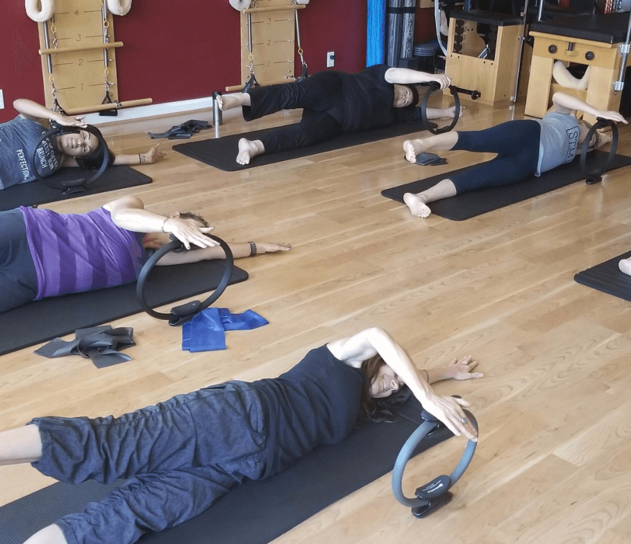 Pilates on the Green